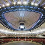 Освещение стадионов. Прожектора фото