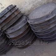 Производим люки чугунные канализационные Тип Т фото