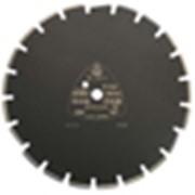 Отрезной алмазный круг DL 100 A фото