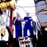 Монтаж электрооборудования грузовых кранов,монтаж электрооборудования фото