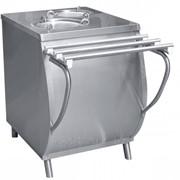 Прилавок ПТЭ-70Т-80 для подогрева тарелок 80 тарелок, 2х240 мм, 630 мм фото