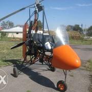 Автожир АМ-1 ресурсный фото