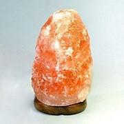 Соляная лампа Скала 3-4 кг фото