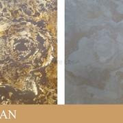 Каменный шпон на просвет (Translucent) Tan фото
