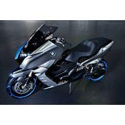 Скутер BMW Concept C фото