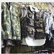 Пошив одежды для охотников фото