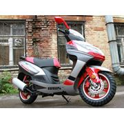 Крутой скутер irbis nirvana 150см3 фото