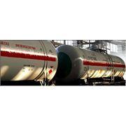 Антикоррозийный цех - Пескоструйная и антикорозионная внутренняя и внешняя обработка поверхностей цистерн фото