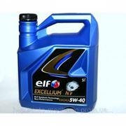 Моторное масло ELF Excellium NF 5W40 (5 Liter) фото