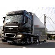 Перевозки грузов автопоездами-рефрежираторами грузоподъемностью 20 тонн фото