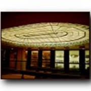 Потолки зеркальные,подвесные фото