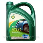 VISCO 5000 5W40 4л синтетическое масло фото