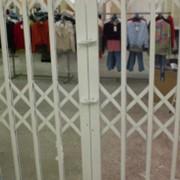Двери стальные решетчатые фото