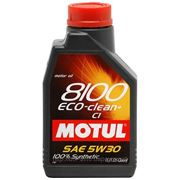 Motul 8100 Eco-clean 5W-30 1L фото