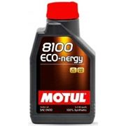 Моторное масло MOTUL 8100 Eco-nergy 0w30 , 1 л. синтетика фото