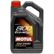 Motul 8100 Eco-nergy 5W-30 5L фото