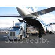 Авиадоставка грузов до двери по всему миру фото