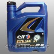 ELF EXCELLIUM NF 5w-40 1л фото