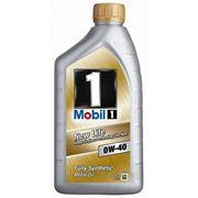 моторное масло Mobil 1 NEW LIFE 0W40 1л фото