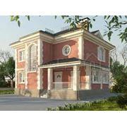 Строительство и проектирование жилых и нежилых домов зданий фото