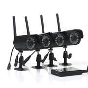 Беспроводная видео камера V - 001 (DVR) фото