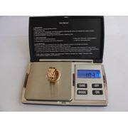Весы ювелирные карманные КNR фото