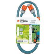 """Комплект для соединеия шланга GARDENA 150см (00708-29.000.00) Тип: Оборудование для полива, Дополнительные характеристики: - 150 см - 1/2"""" фото"""