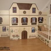 Изготовление детской мебели на заказ фото
