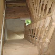 Лестницы эконом - класса фото
