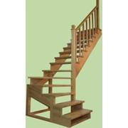 Лестницы модель К-001
