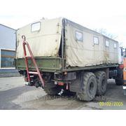 Эвакуация грузовиков частичной погрузкой фото