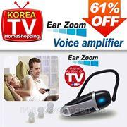 Ear Zoom (иар зум) слуховой аппарат-усилитель слуха фото