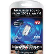 Слуховой аппарат Micro Plus(Микро плюс) фото