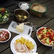 Доставка обедов, доставка еды Алматы фото