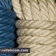 Веревка полипропиленовая. Fringhie polipropilena фото