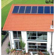 Сетевая солнечная фотоэлектрическая электростанция 5 кВт фото
