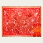 Солевая панель для саун фото