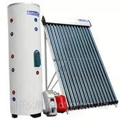 Гелиосистема всесезонная одноконтурная (солнечный водонагреватель) производительность 200л. фото