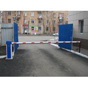 Электромеханические шлагбаумы Barrier фото