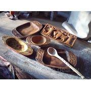 Авторские сувениры из дерева фото