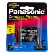 Акк. тел. Panasonic P-P 301 Ni-Cd 3, 6V, 300mAh фото
