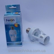 Датчик движения с цоколем Feron SEN127 фото