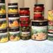 Производство и поставка консервированной продукции под Вашими торговыми марками из Испании, Китая, Тайланда, Вьетнама и Индии фото
