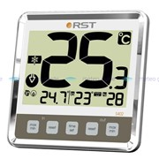 Цифровой термометр RST 02402 silver (S402) фото
