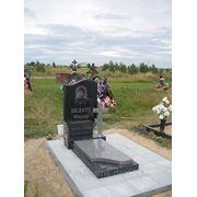 Памятник из гранита 7 фото
