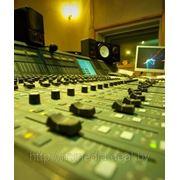 Аренда студии звукозаписи фото