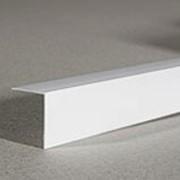 Угол пластиковый ПВХ, 25х25х1,2 90° фото