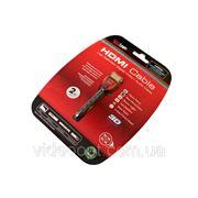HDMI кабель WireLogic High Speed 2 м фото