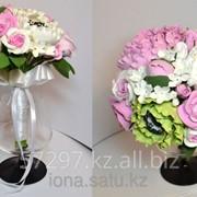 Цветочная композиция Букет невесты фото