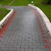 Плитка тротуарная фото